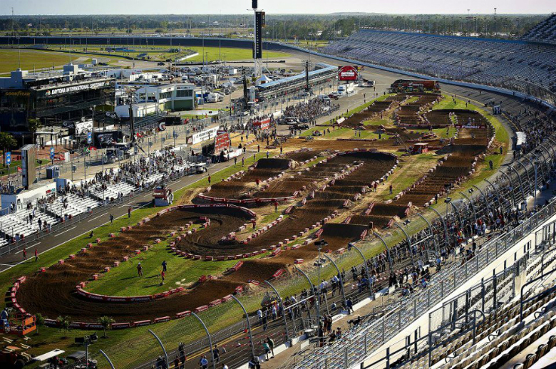 Daytona SX this weekend… Place your bets.
