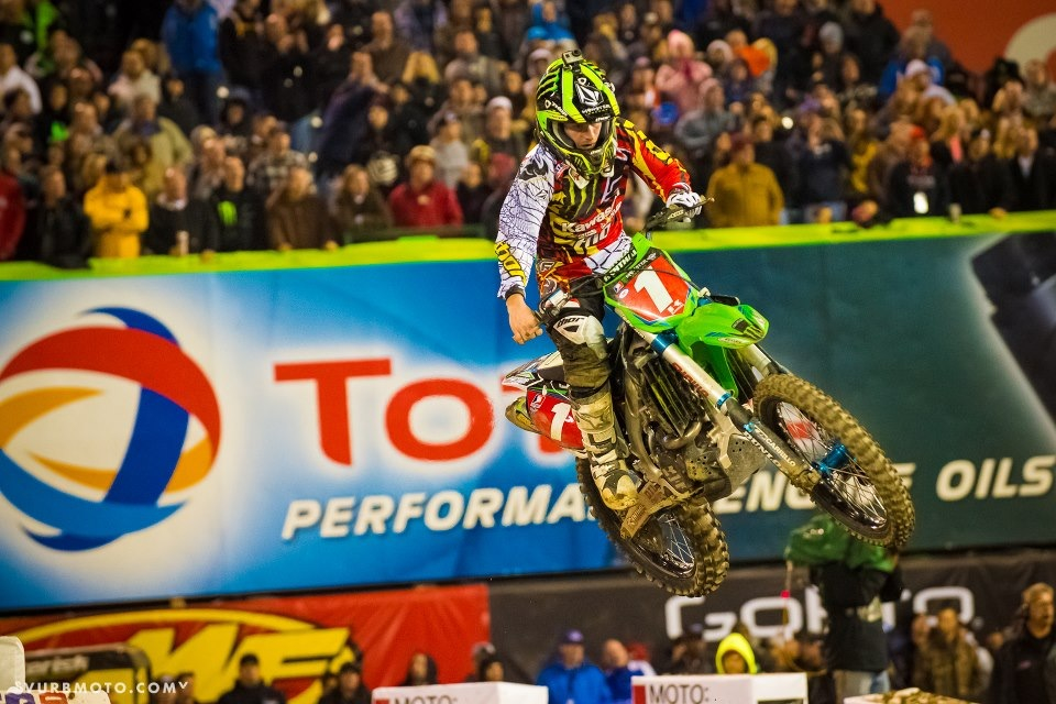 RV had a rough night at A1 last Sat. Can he rebound? If you give 2 shits about motorcycles you should be tuned into this years SX champs. Has the ingredients to be EPIC.
