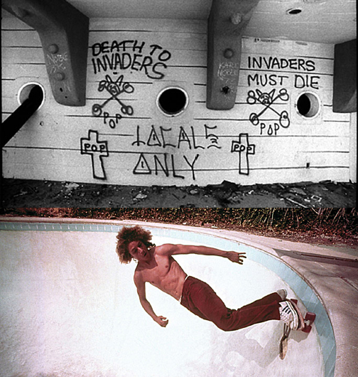 Locals only…