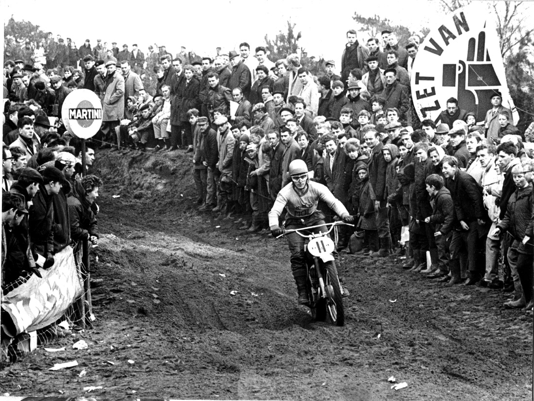 Motocross Des Nations kicks off this weekend . . going strong since  1947.