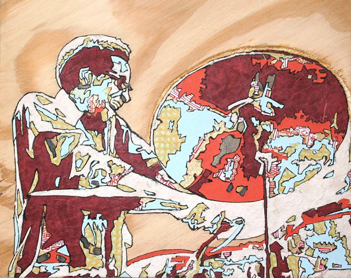 Lorna Williams-Leaving Blood on It-2005-mixed media on wood panel-8x10.jpg