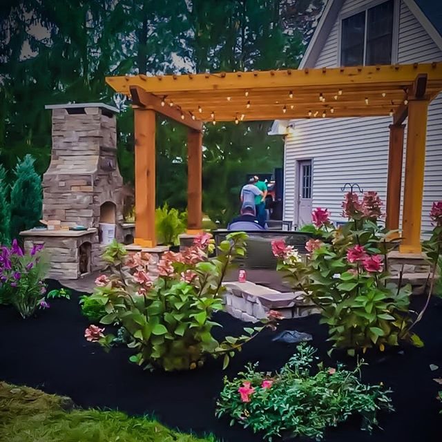 Ready for spring? We are! Contact us now to get your custom dream backyard started.