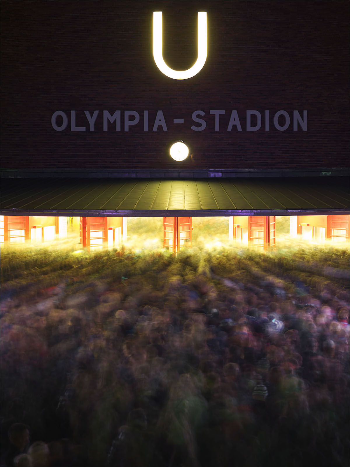 Olympia Stadion, Berlin (2014)
