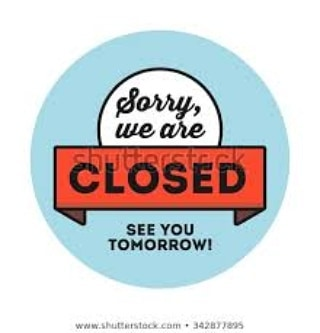To our wonderful Emmets of Norwood Patrons we Will be closed tonight. But we will be back to business tomorrow for STUMP Trivia night at 5 pm! Sorry for the inconvenience this evening but we will make up for it on Wednesday! Thank you