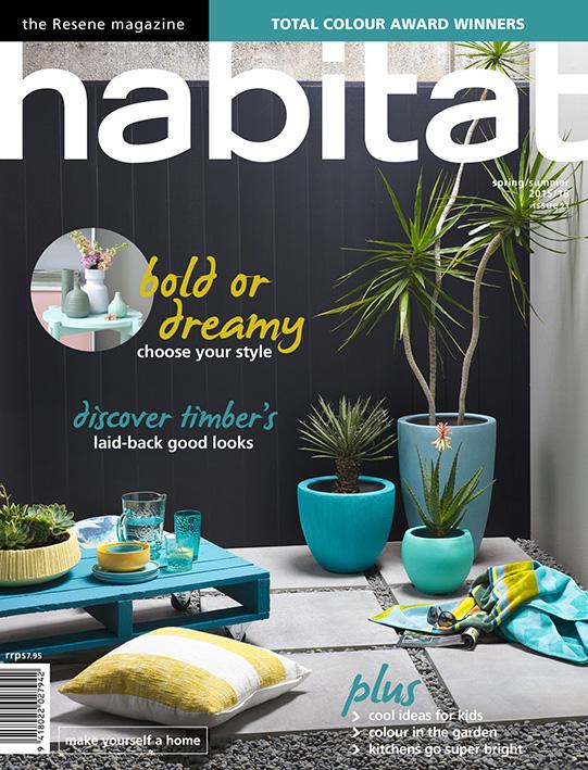 Bridget Foley Habit Magazine 1