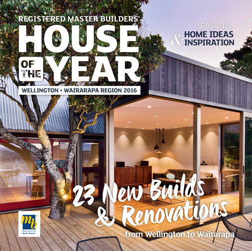Master Builder, House of the Year 2016