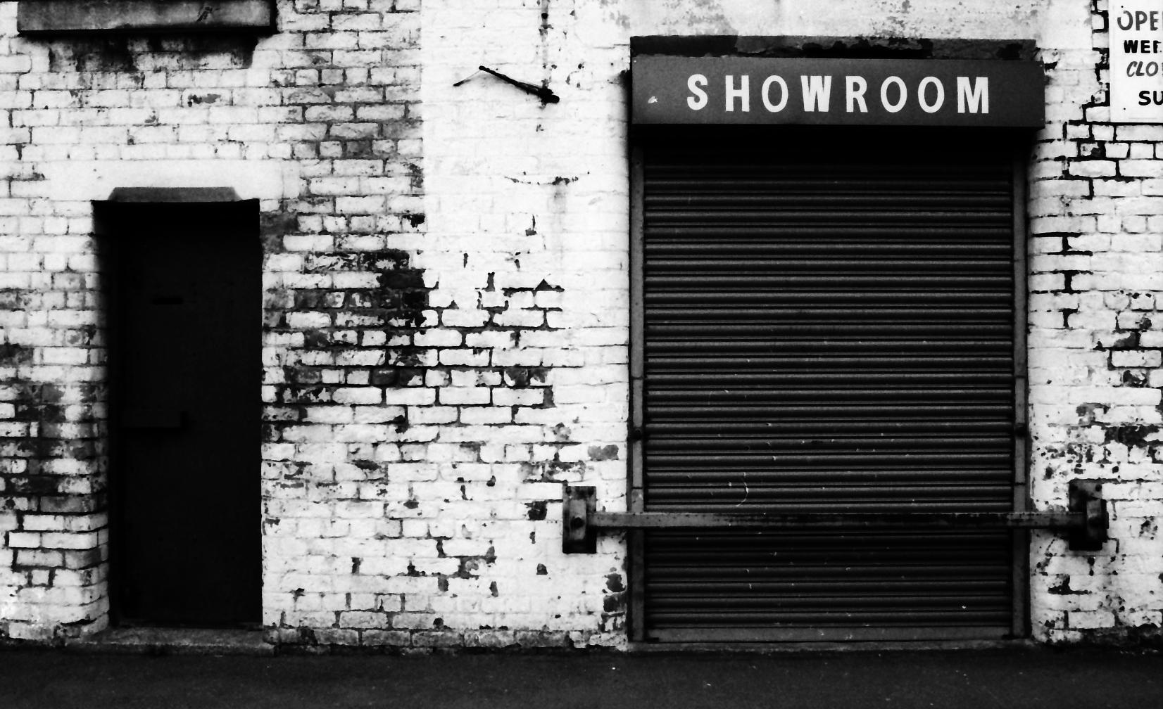 SHOWROOM, GELATIN SILVER PRINT, 2010