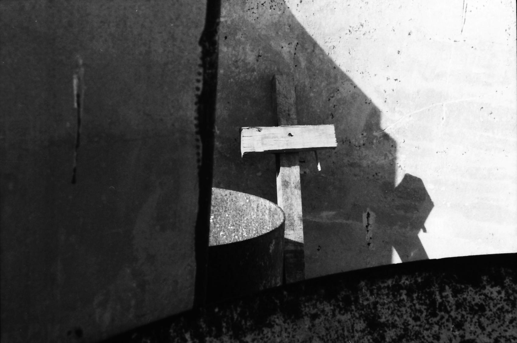 CRUX, SILVER GELATIN PRINT, 2008