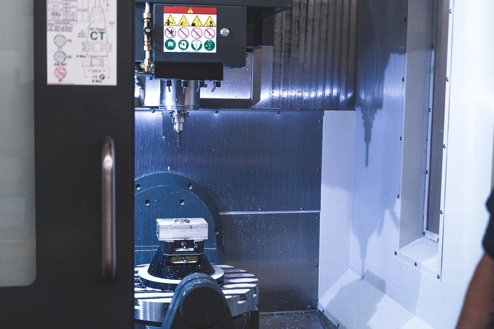 Custom Machining & Manufacturing -