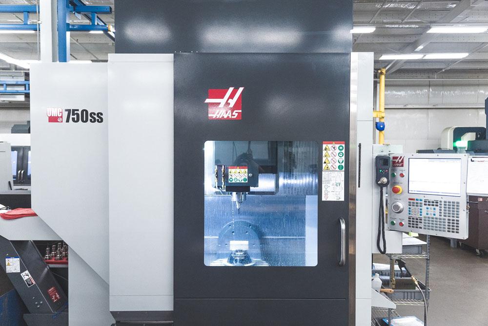 advanced cnc milling & Turning equipment -
