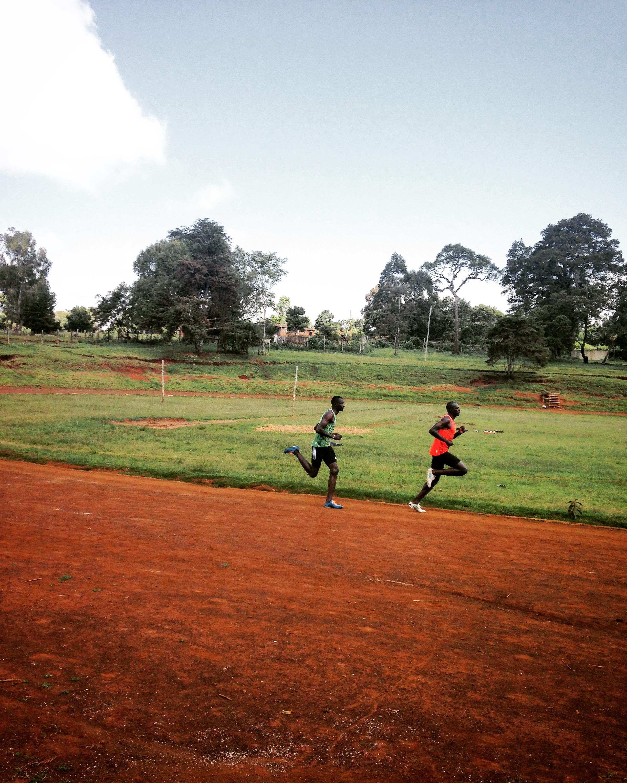 David rudisha kamariny stadium item Kenya