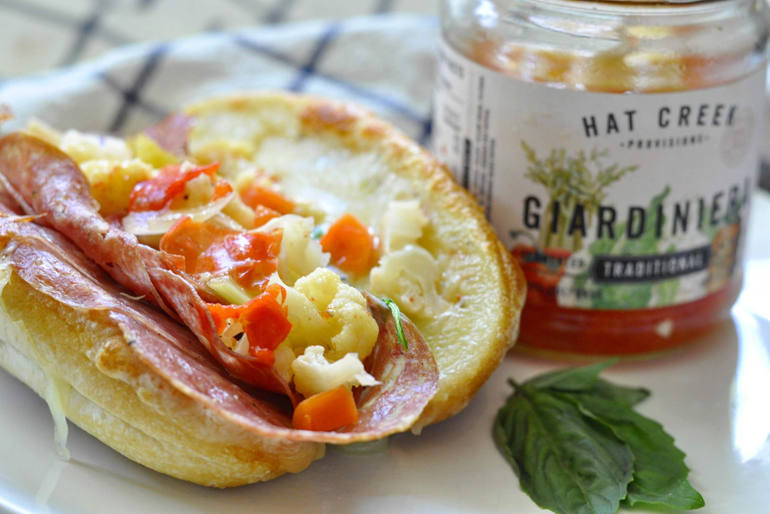 Italian Hot Hoagie Recipe