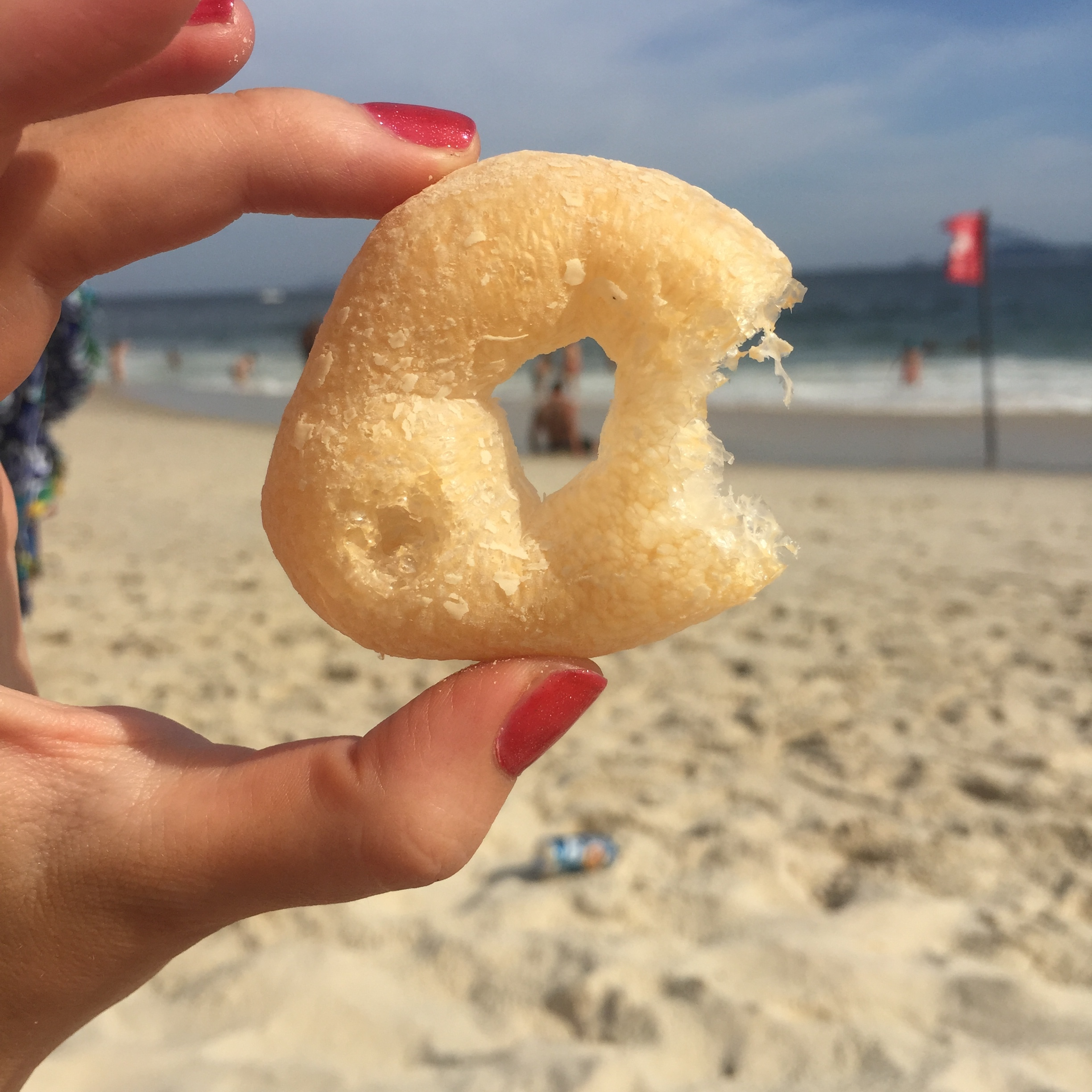 Globos - Brazilian Beach Snack - Impanema - Copacabana