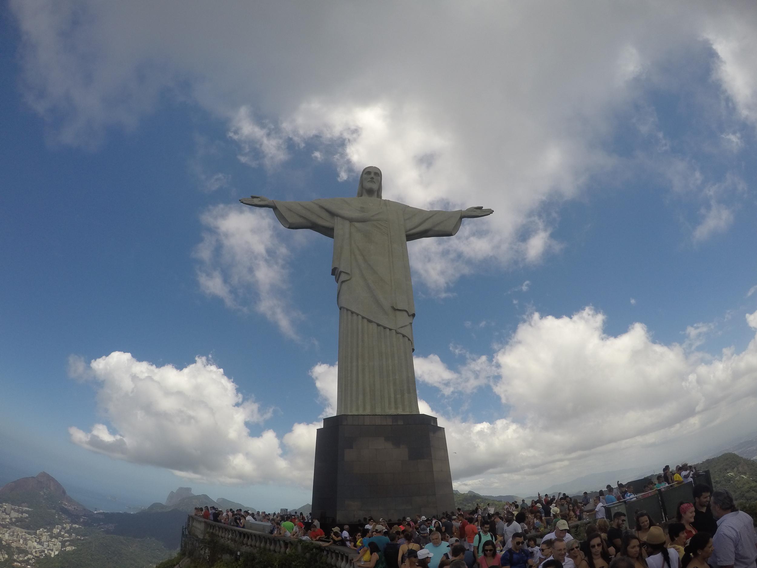 Christ the Redeemer in Rio De Janeiro, Brazil - Rio Travel Tips