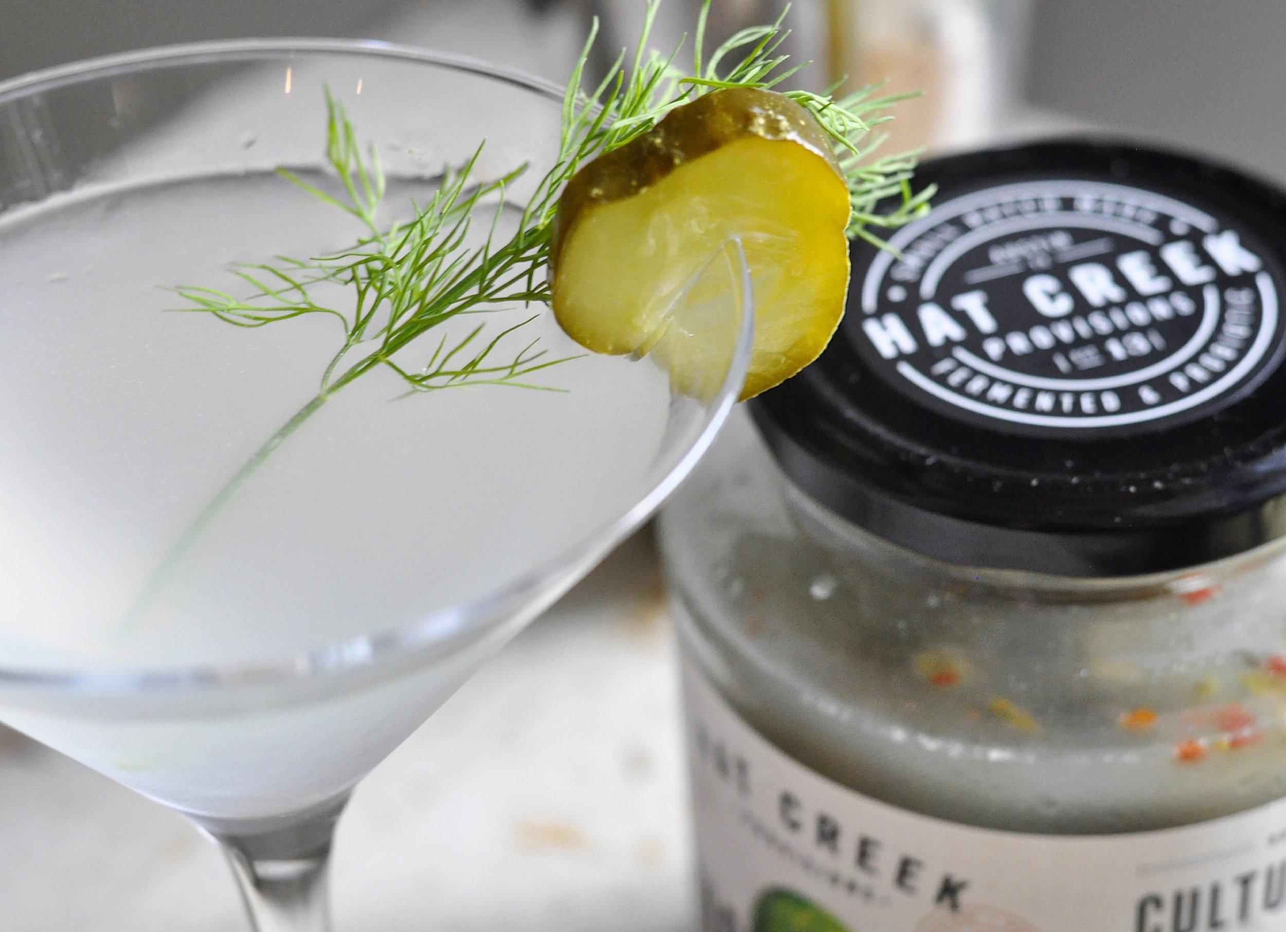 Pickle Martini Recipe