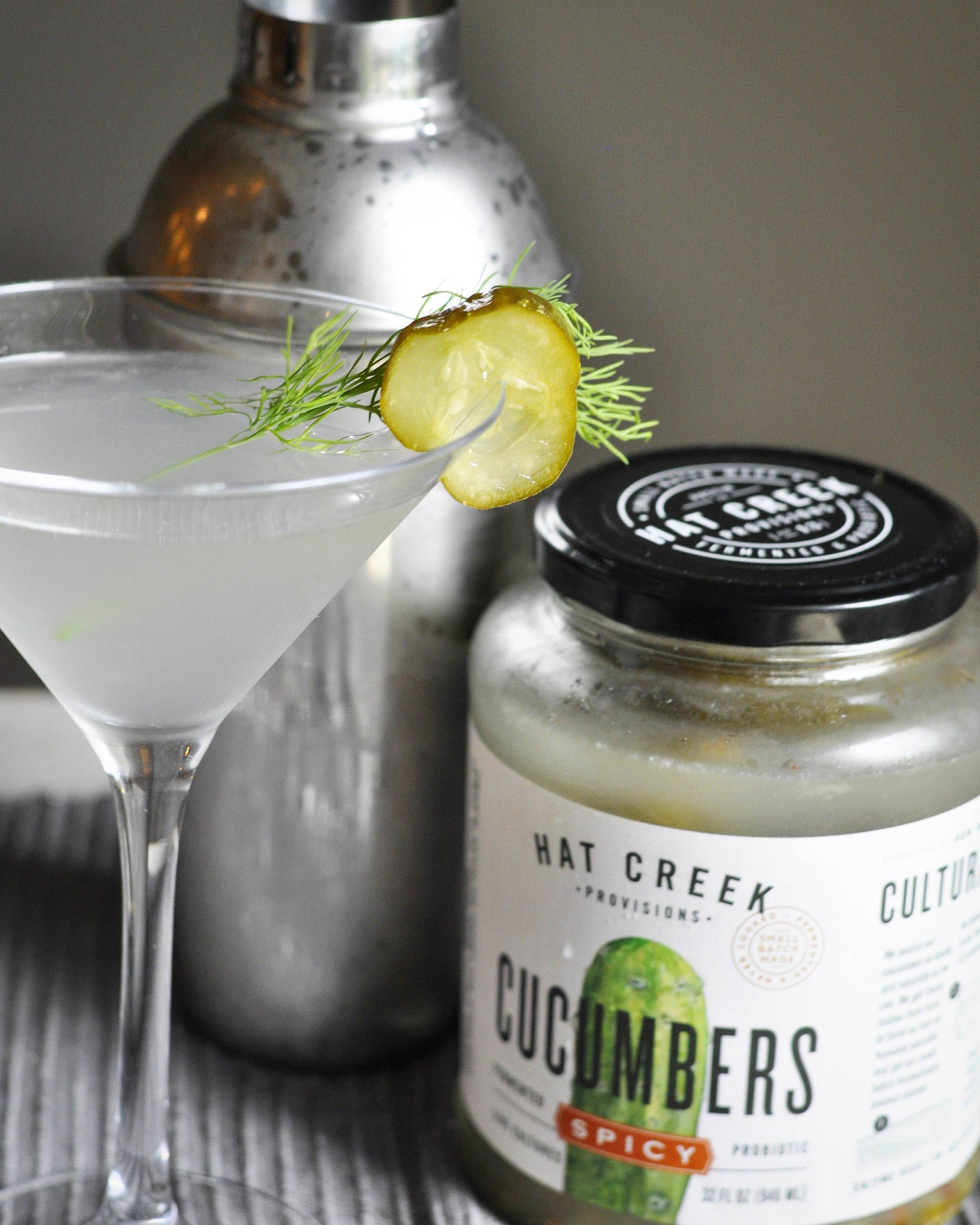 Unique martini recipe