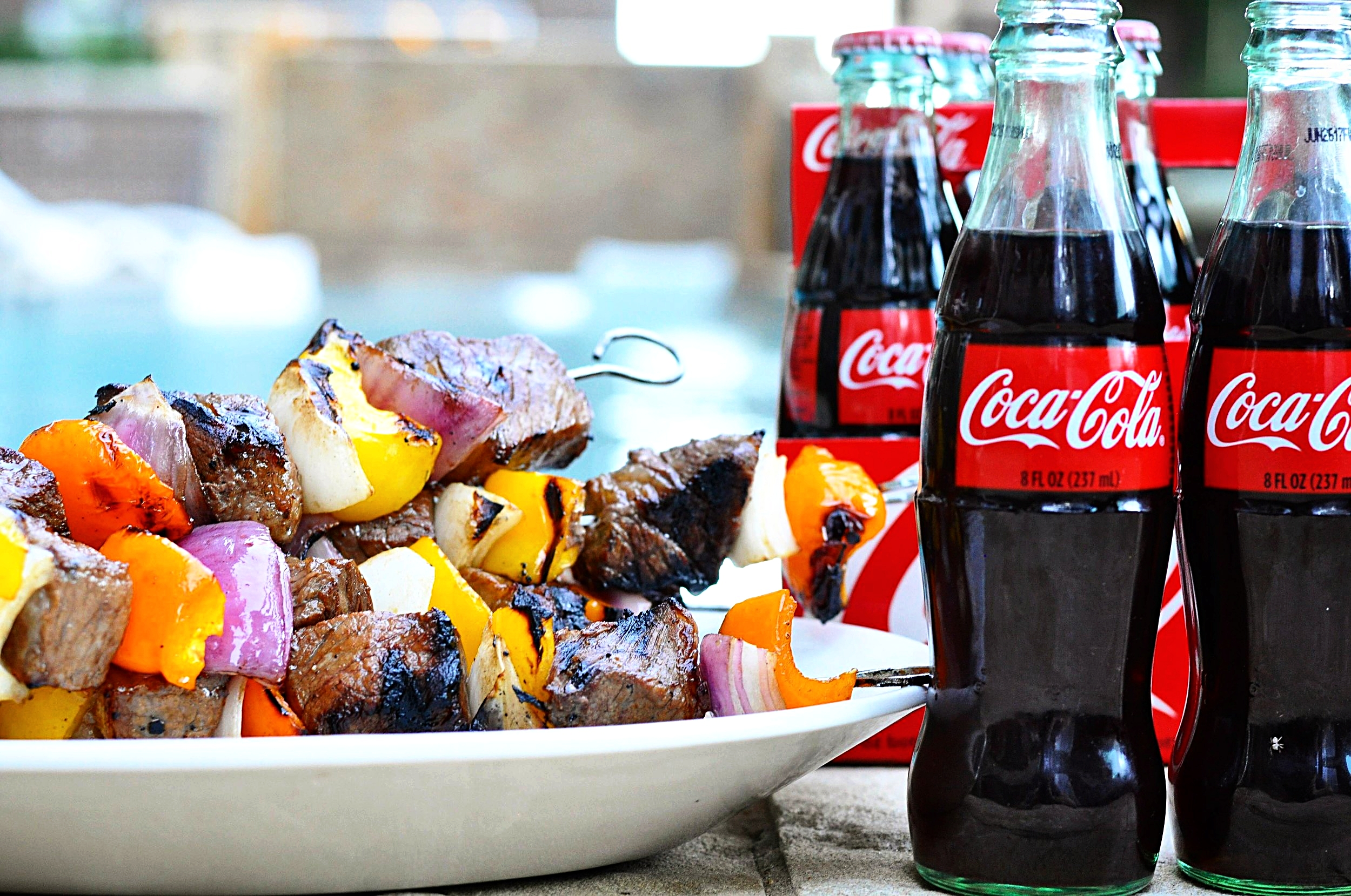 Coca Cola Marinade Recipe | coupleinthekitchen.com