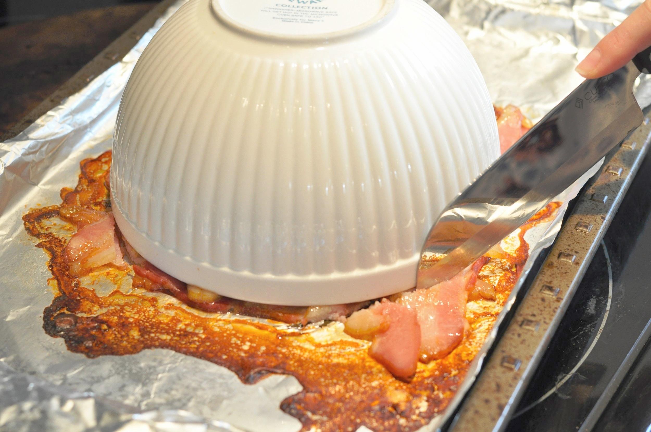Bacon Breakfast Taco | coupleinthekitchen.com