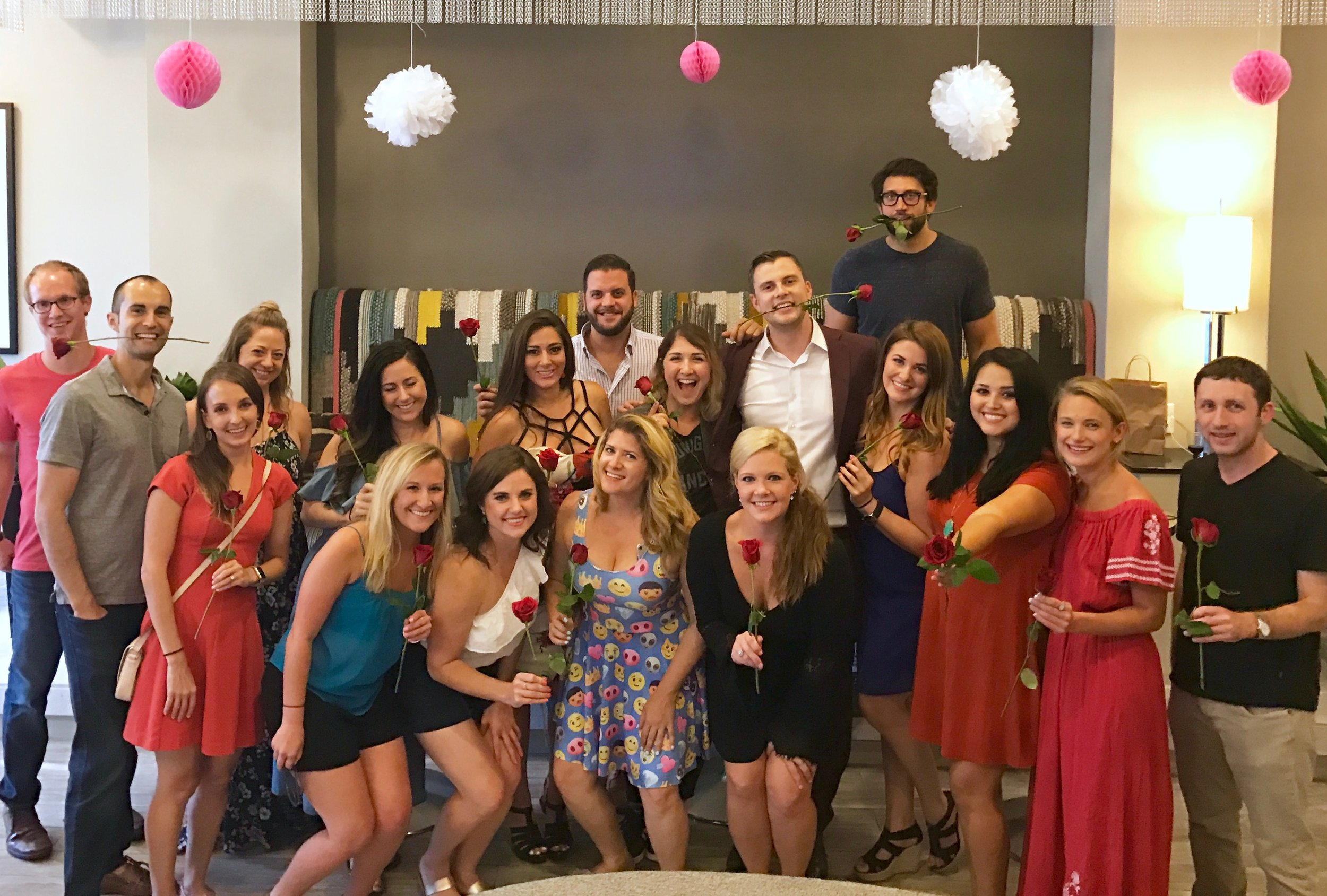 How to Host an Epic Bachelorette Viewing Party | coupleinthekitchen.com