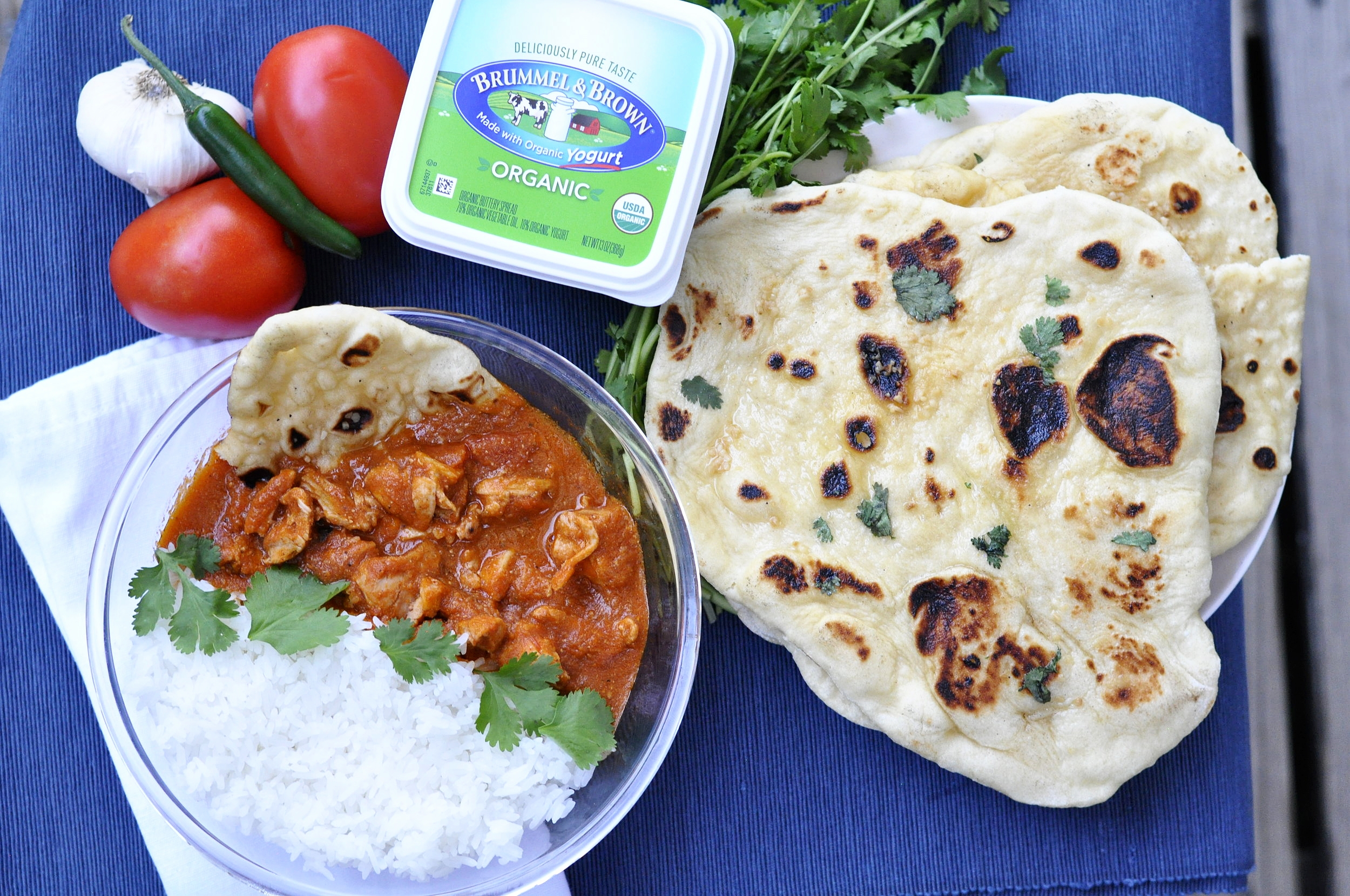 How To Make Naan Bread Couple In The Kitchen