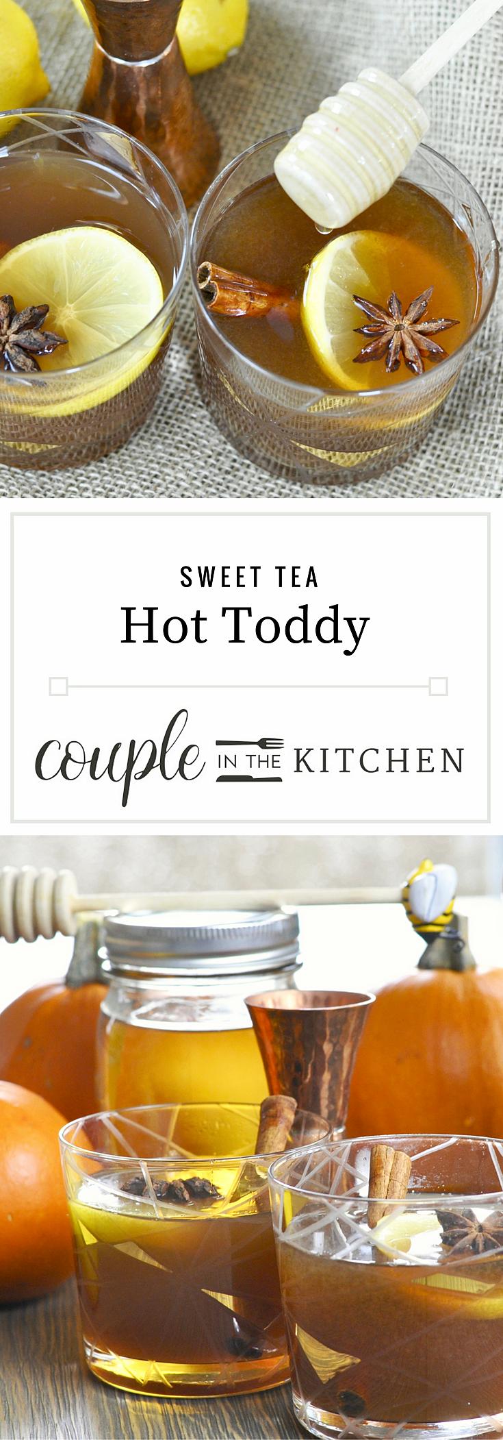 Hot Toddy Recipe | coupleinthekitchen.com