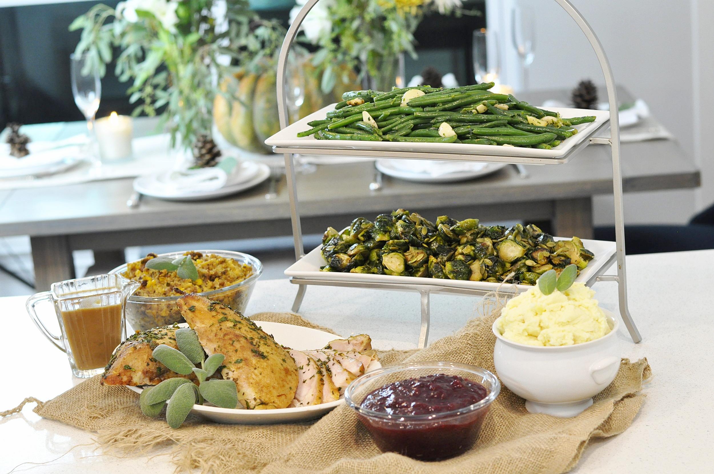 Entertaining Dinner Ideas | Three Time Saving Holiday Ideas | coupleinthekitchen,com