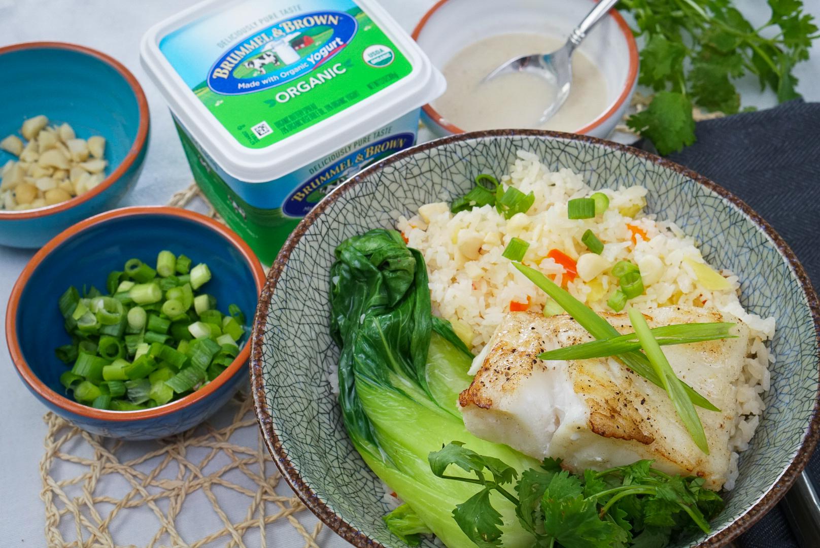 Coconut Poached Fish | coupleinthekitchen.com