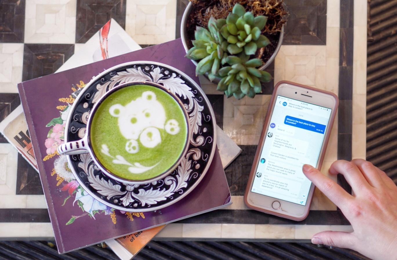 Oros App for Food Recommendations | coupleinthekitchen.com
