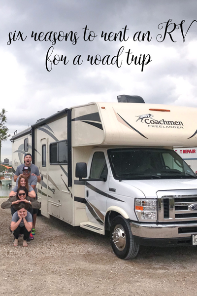 Six Reasons To Road Trip With An Rv Rental Couple In The Kitchen
