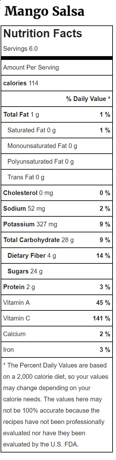 Mango Salsa Nutrition Facts.jpg
