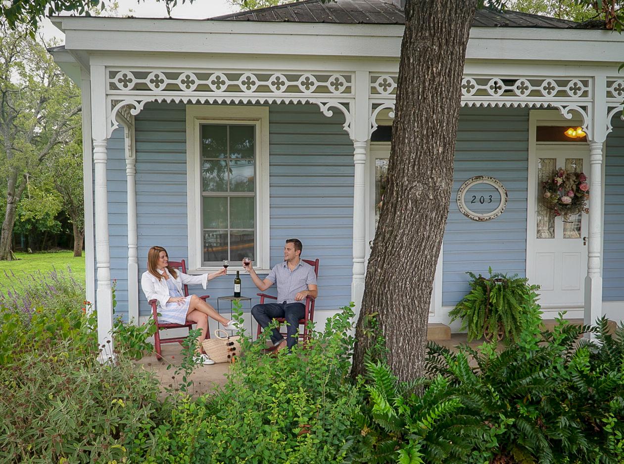 Guide to Texas Wine Country | coupleinthekitchen.com