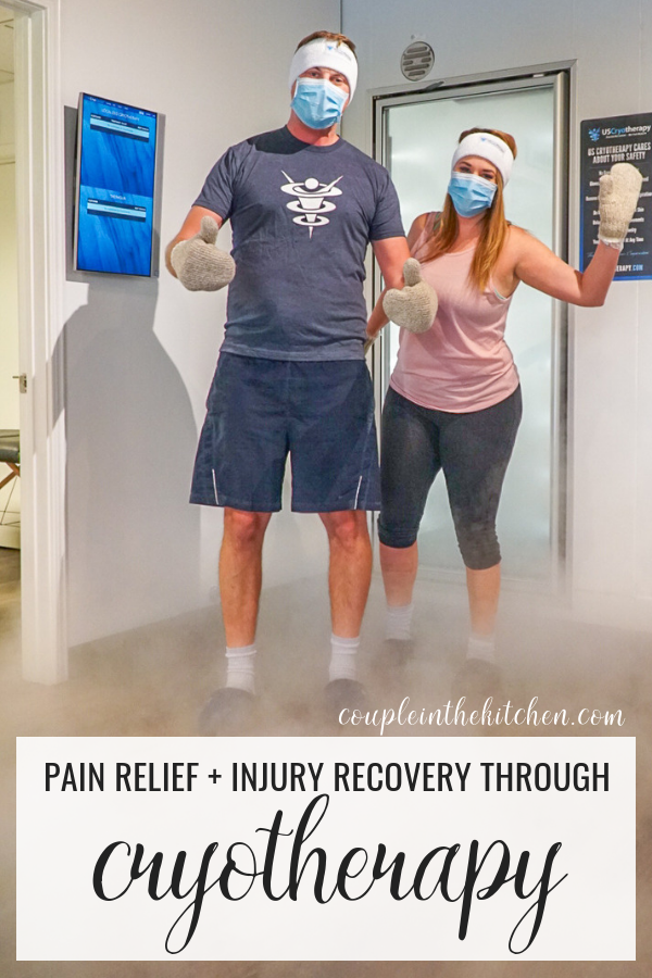 Pain Relief and Injury Recovery through Cryotherapy — Couple