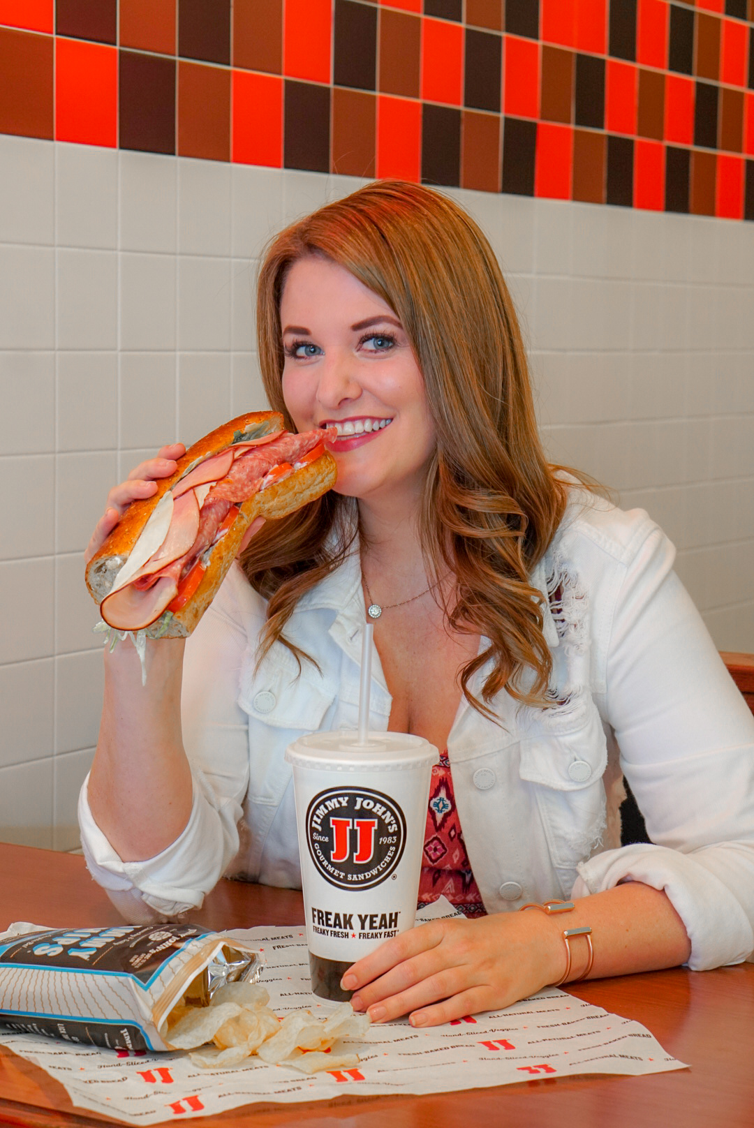 Jimmy John's New Wheat Subs