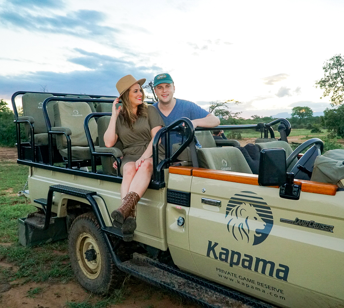 What to Expect on a Luxury Safari | coupleinthekitchen,com