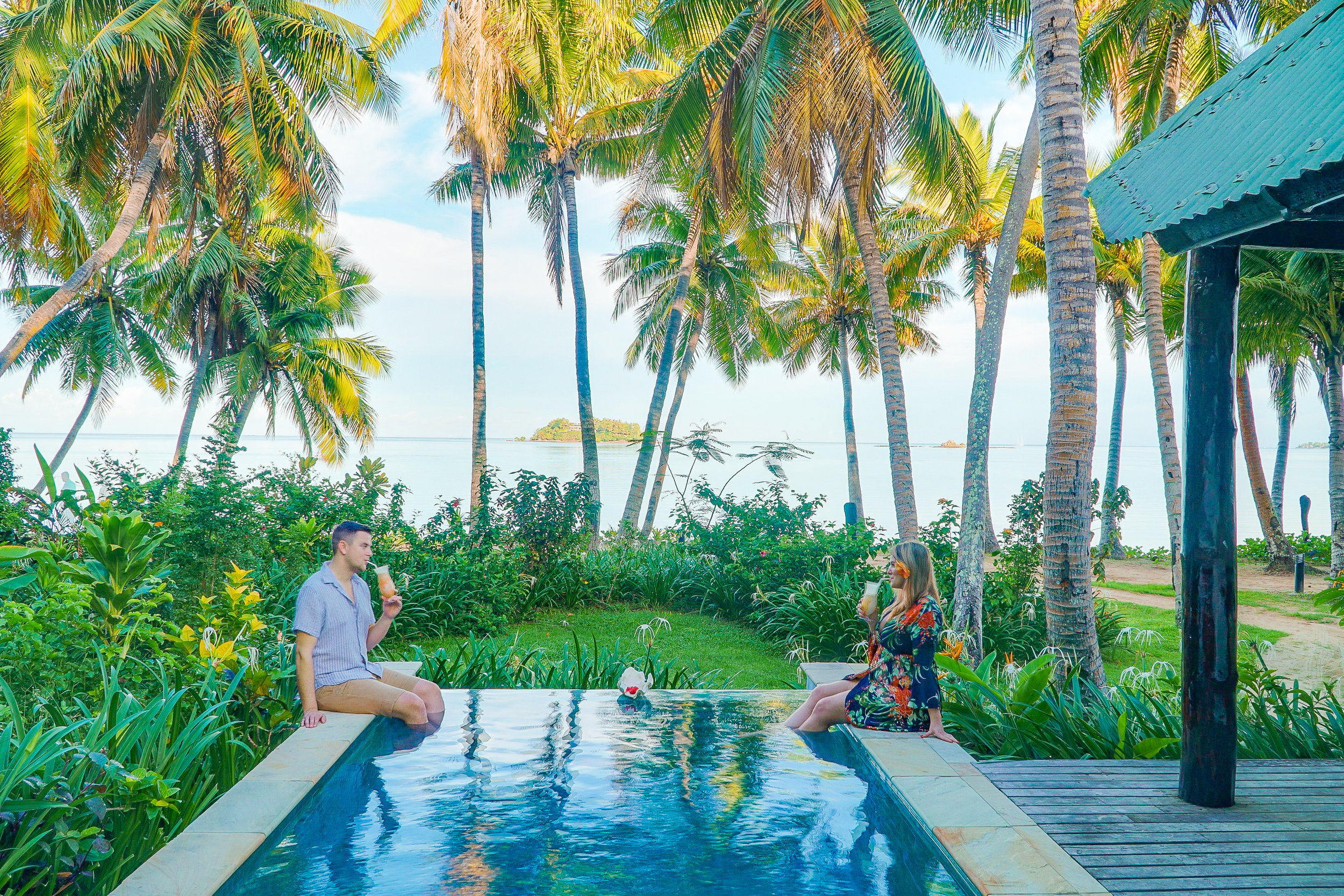 Planning a Romantic Fiji Vacation | www.coupleinthekitchen.com