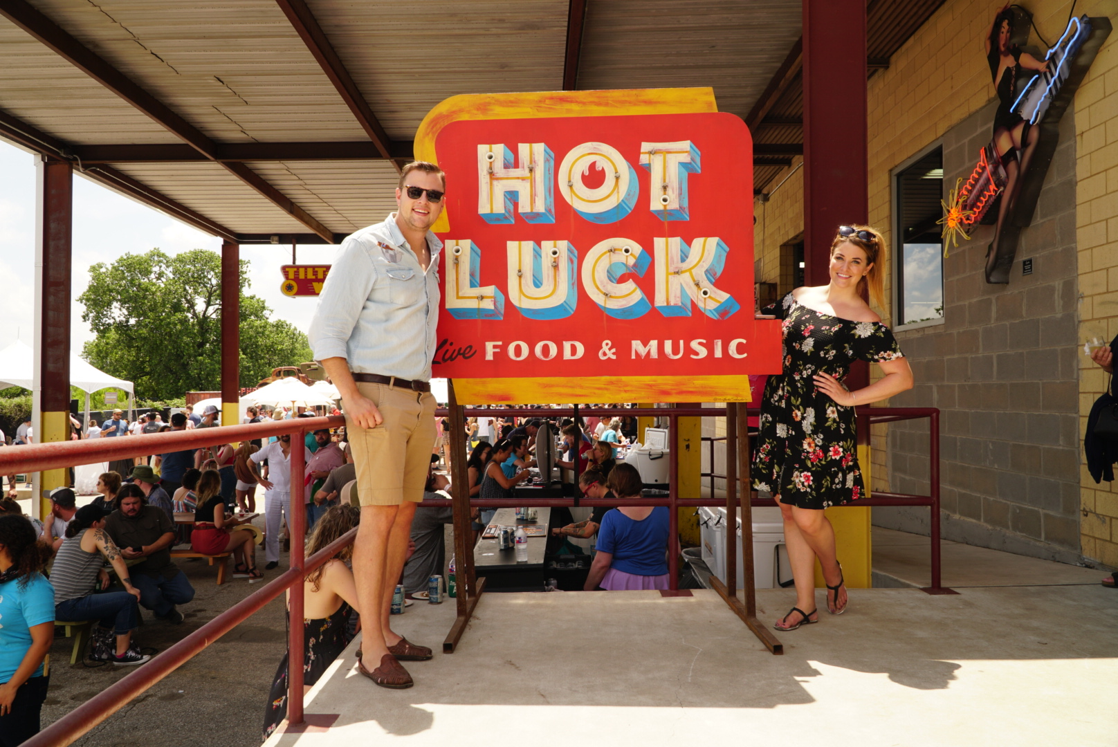 Best Food from Hot Luck Food Festival | coupleinthekitchen.com
