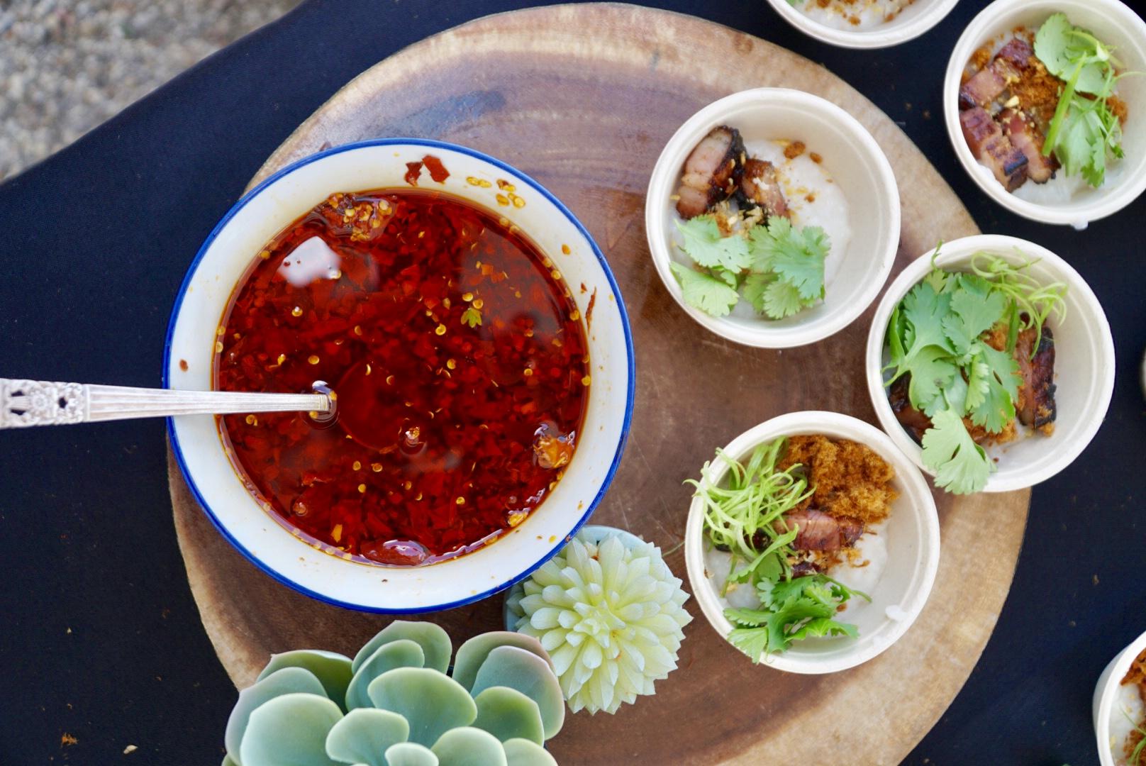 Best Food from Hot Luck Food Festival | coupleinthekitchen.com