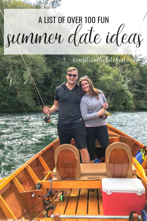 Over 100 Amazing Summer Date Ideas | coupleinthekitchen,com