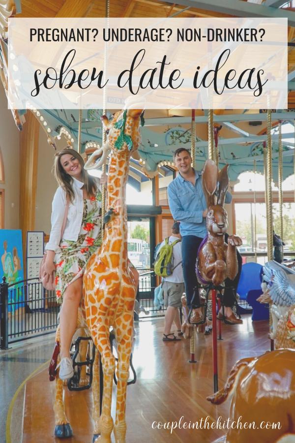 Sober Date Ideas | www.coupleinthekitchen.com