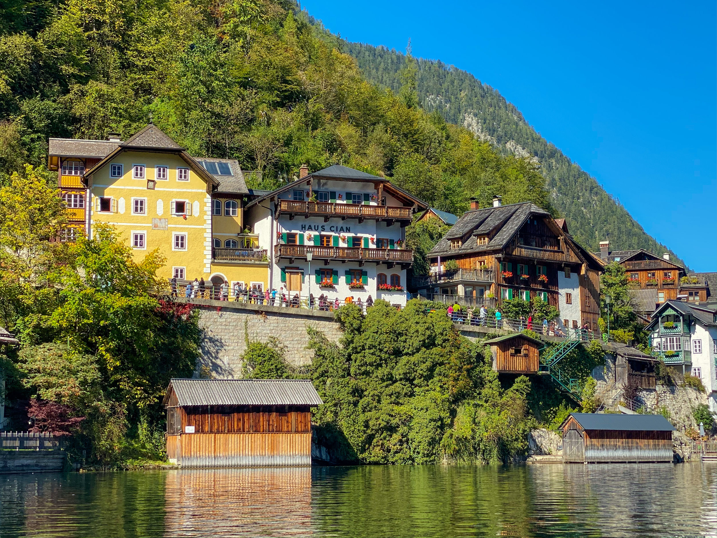 Eight Things you NEED to Know Before Traveling to Hallstatt, Austria | www.coupleinthekitchen.com