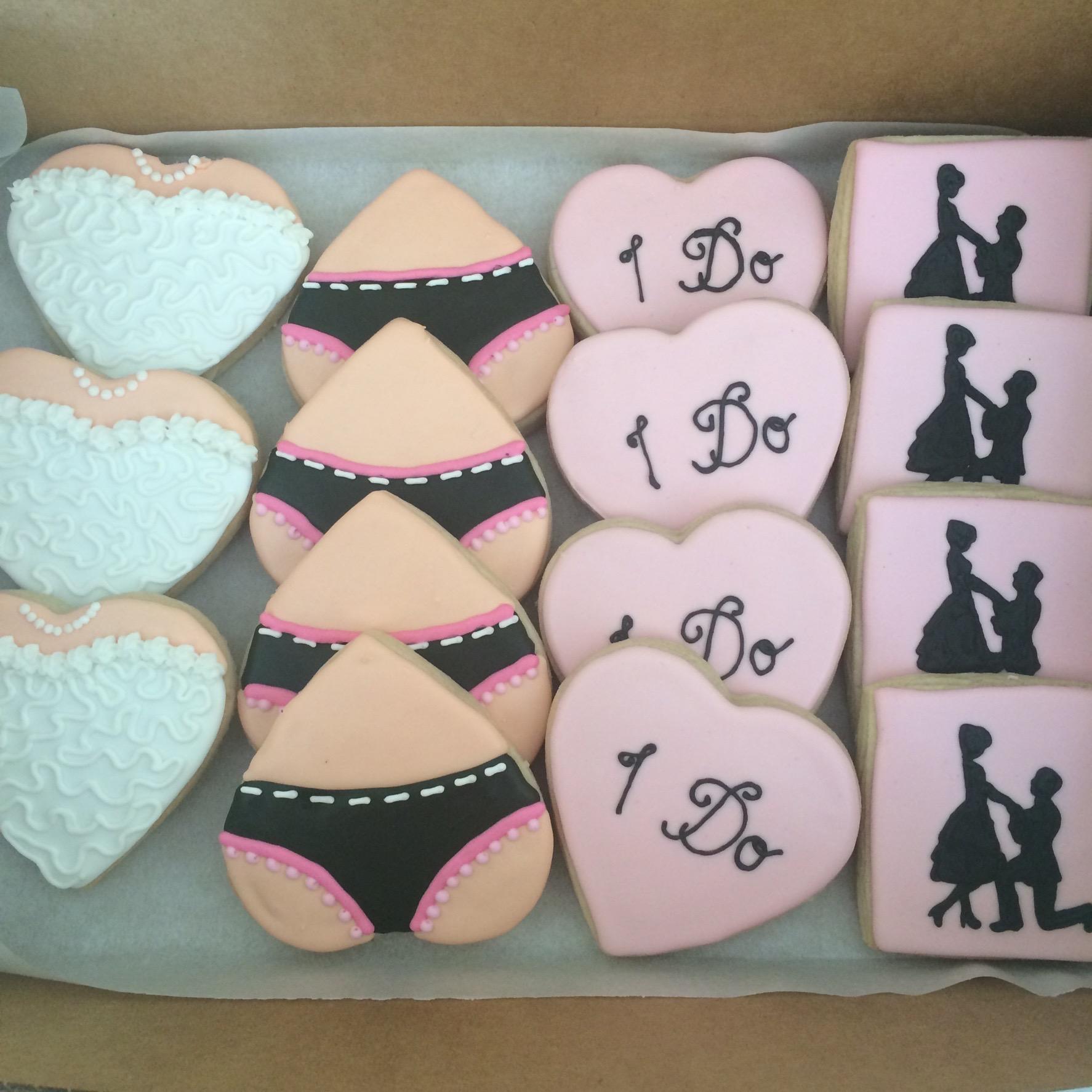 Bridal Shower Sugar Cookies | Sugar Lab Bake Shop