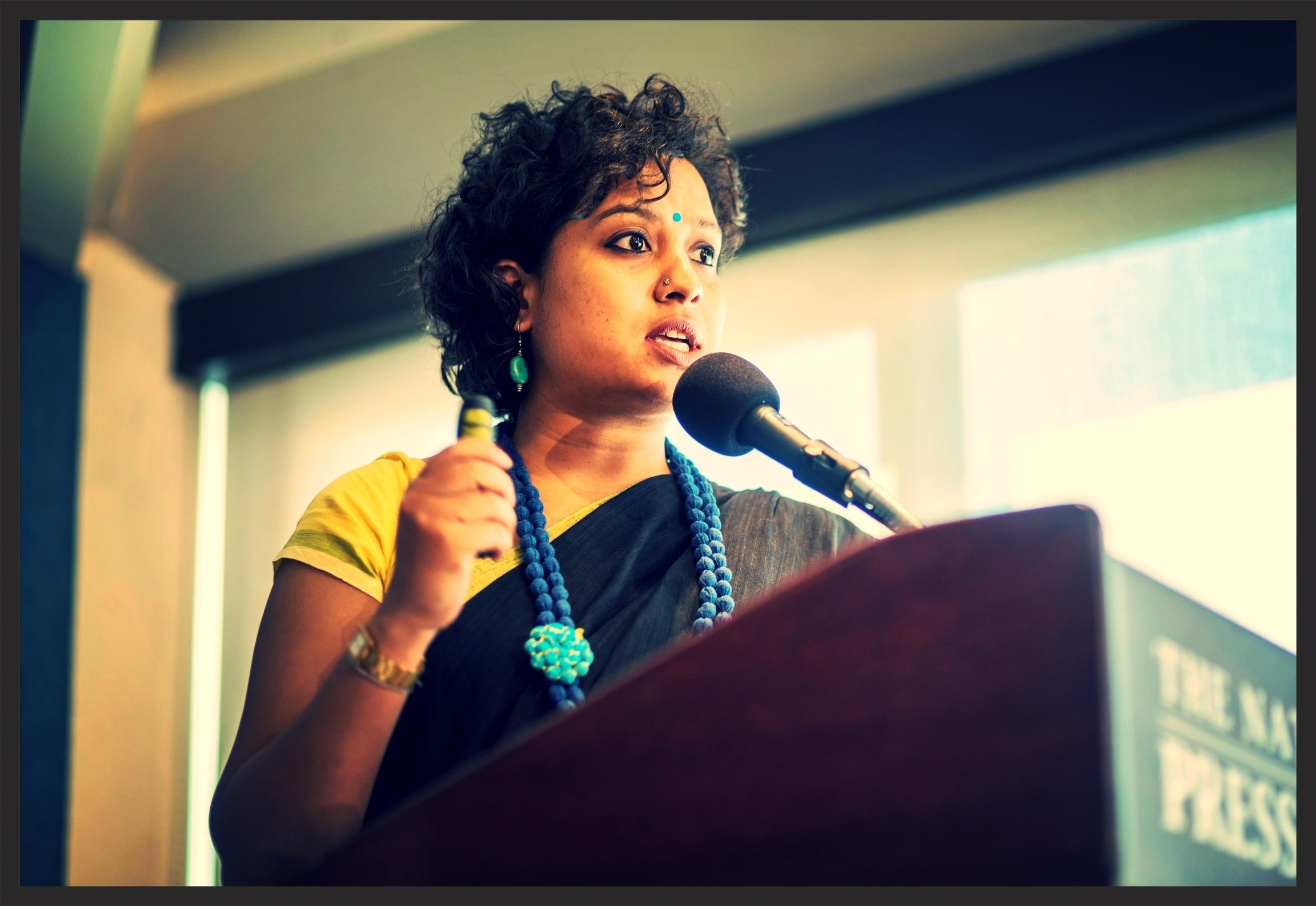 Meghana Rao |  Breakthrough TV
