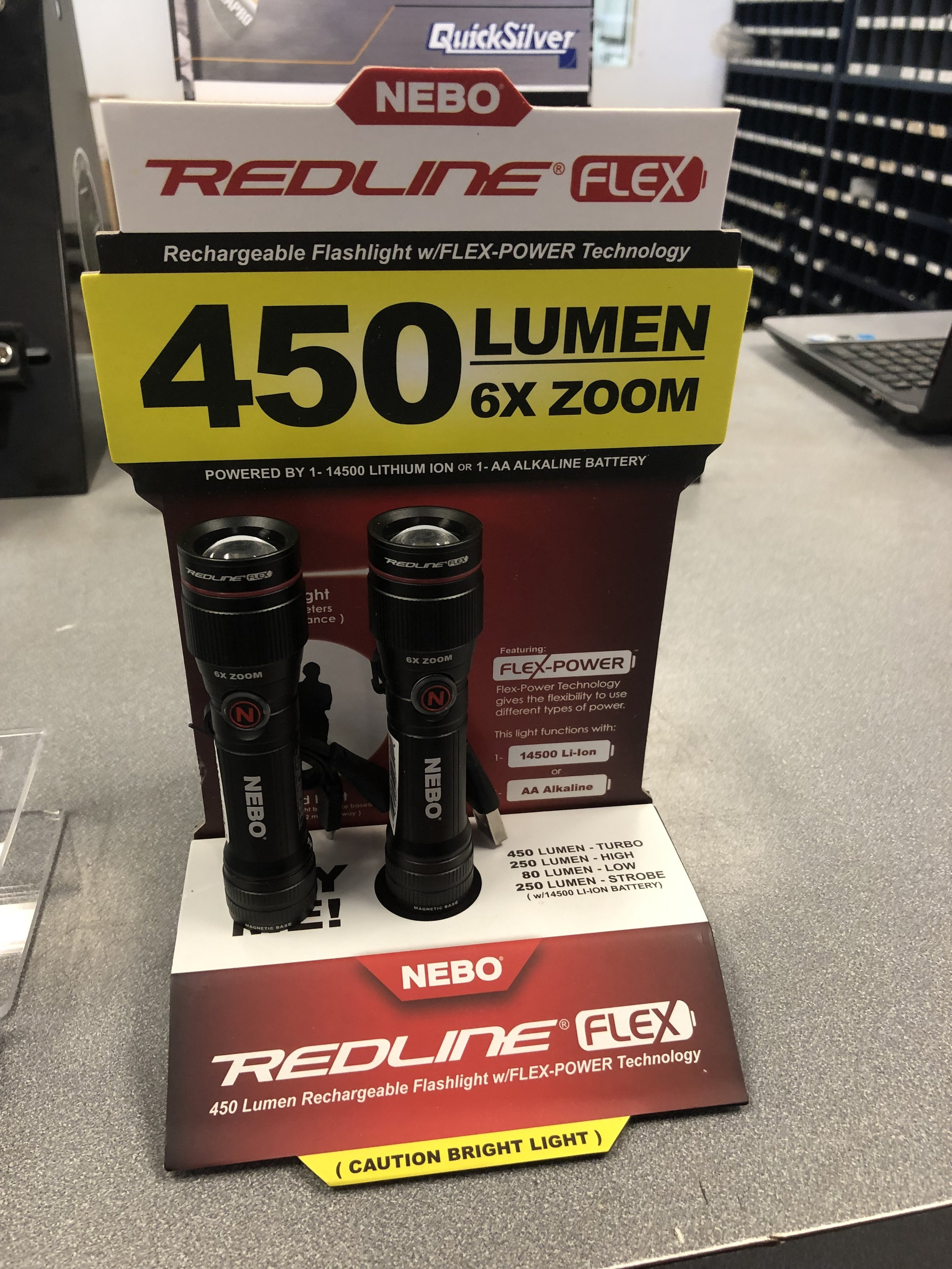 Redline Flex $21.99