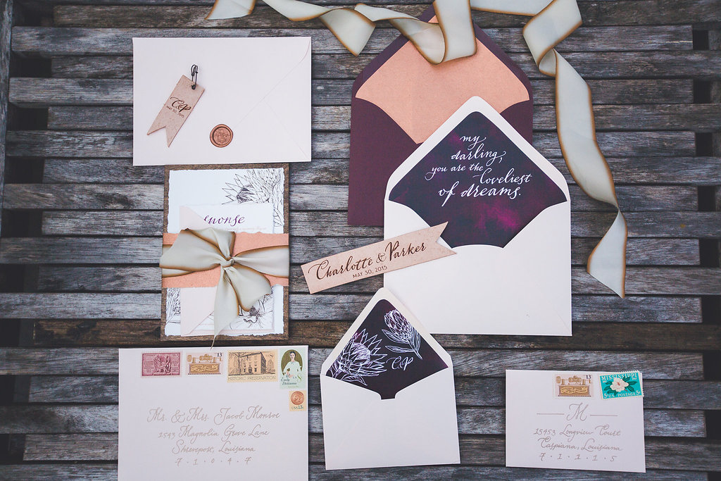 Southern Plantation Styled Shoot