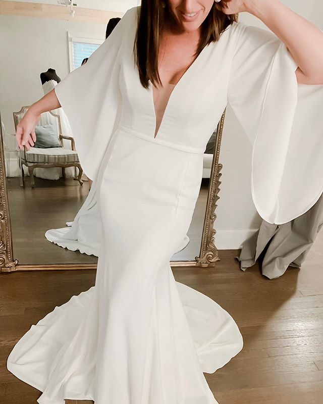 Ever LOVING blissed out on this #NEWARRIVAL ✨it's truly the perfect combination of clean +  boho ✨ @bylillianwest #style_66070⁠ ⁠ ⁠ ⁠ ⁠