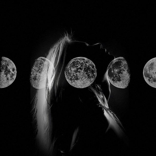 Many, many, moons. #blackandwhite #paintedbylight #doubleexposure #moon #bnw #bnwphotography #bnw_captures #bnw_portrait #bnw_allshots #bnw_greatshots #bnw_art #bnw_artstyle #bnw_greatshots #blackandwhitephotography #bnw_awards #bnw_daily #bnw_daily #bnw_souls #bnw_zone