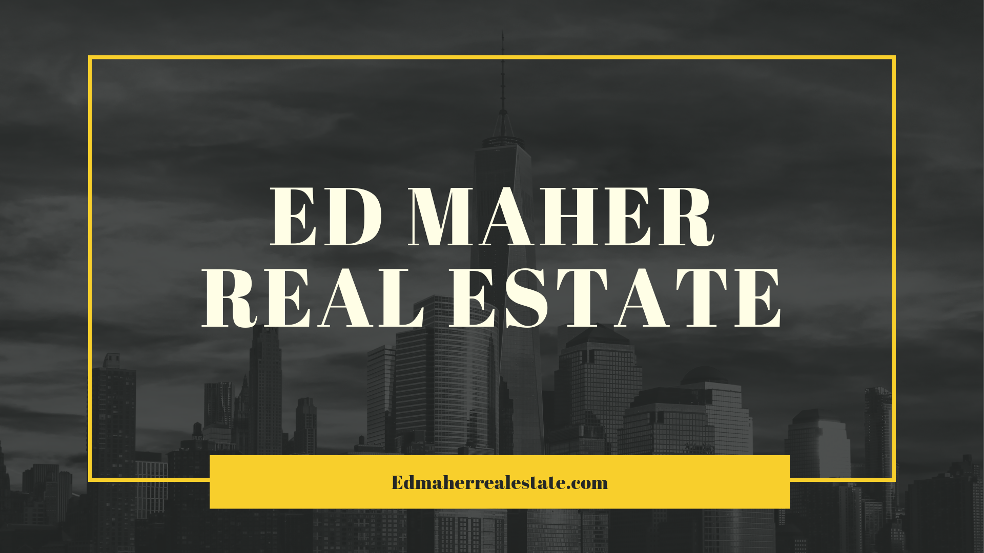 Ed Maher Real Estate