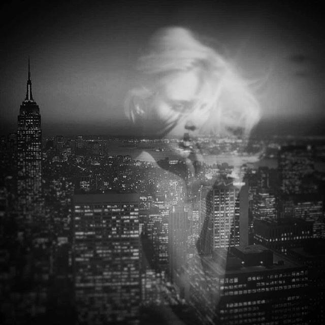 Goodnight, #nyc #paintedbylight #blackandwhite