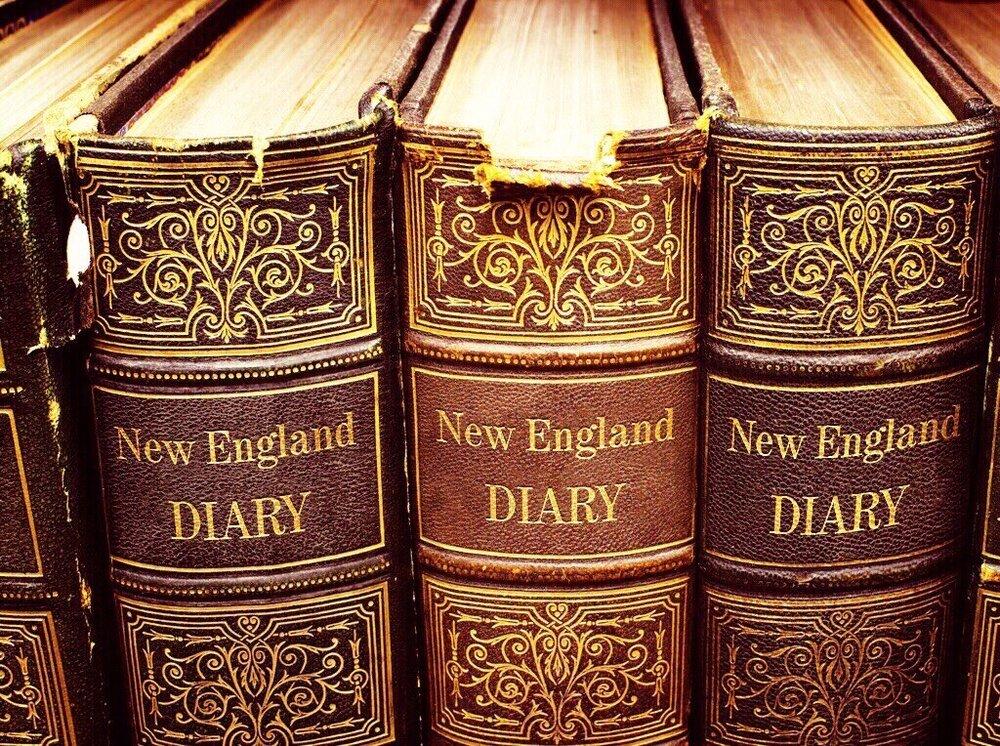 New England Diary