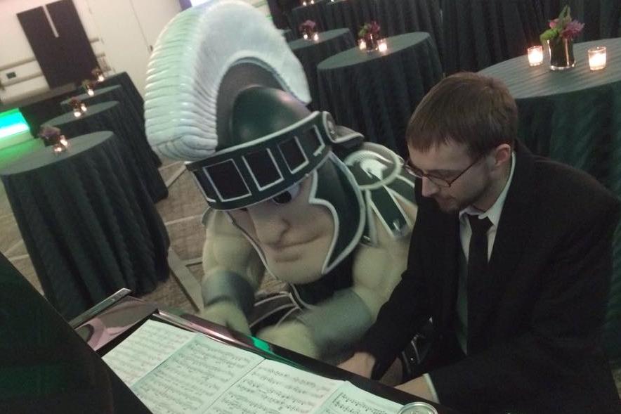 Spartan duets.